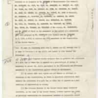 Edward M. Kennedy Poll Tax Amendment